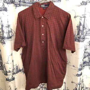 RARE Ralph Lauren Flowerblock Design Shirt L